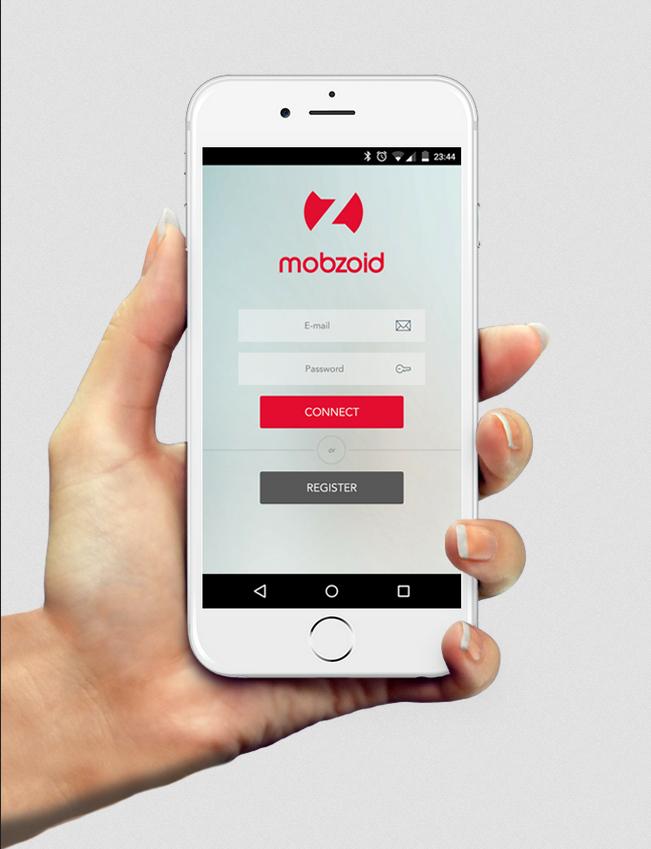 Castigi bani din publicitate, instaland aplicatia Mobzoid, pe telefonul taumobil